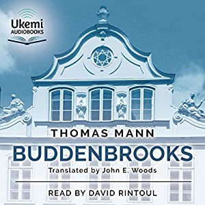 Buddenbrooks Audiobook