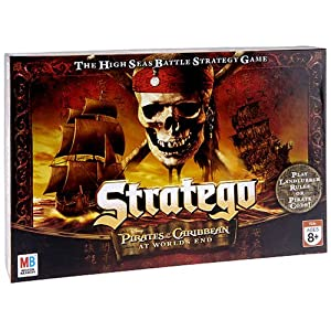 Stratego: Pirates of the Caribbean