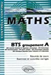 Maths BTS groupement A