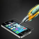 Generic 0.2mm Explosion Proof LCD Clear Front Premium Tempered Glass Screen Protector Film Guard for iPhone 4 4S Reviews
