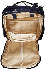 Ju-Ju-Be Legacy Nautical Collection Be Right Back Backpack Diaper Bag from Ju-Ju-Be