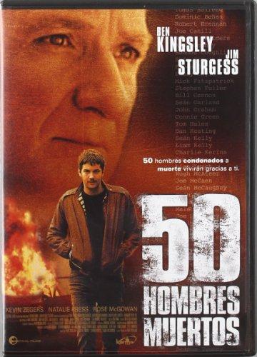 50 Hombres Muertos [DVD]