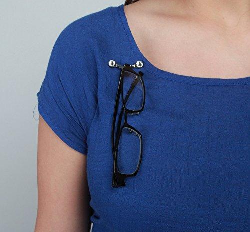Eyeglass Frames On Shark Tank : Readerest Shark Tank Product, 6 Swarovski Crystals Health ...