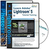 Adobe Lightroom 5 Software Tutorial and Adobe Photoshop CS6 Training on 5 DVDs
