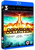 Doomsday Collection (The Day After Tomorrow / The Day the Earth Stood Still / Independence Day) [Blu-ray] [1996]