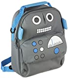My Doodles Novelty Children's Character Universal Child Friendly School Backpack with Interior Sleeve for 6-8 inch Tablets Including iPad Mini 1/2/3, Google Nexus 7, Samsung Galaxy Tab 2/3/4 (7.0 and 8.0 Inch) Sony Xperia Z3 Tablet Compact, Kindle Fire H