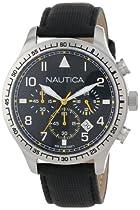 Nautica Unisex N16577G BFD 105 Chrono Watch