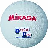 ミカサ ドッジボール ホワイト D2 10