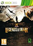 History Legends of War (Xbox 360)