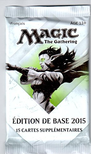 Magic: The Gathering - Magic 2015 French Booster Pack (15 Cards)
