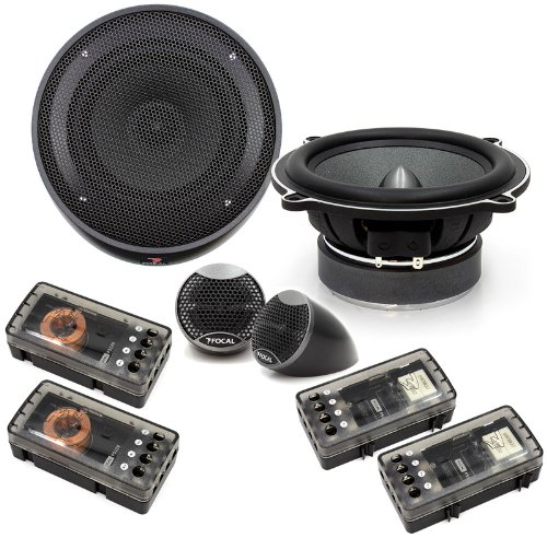 """Ps-130 - Focal Performance 5.25"""" 2-Way Component Speaker System Ps130"""