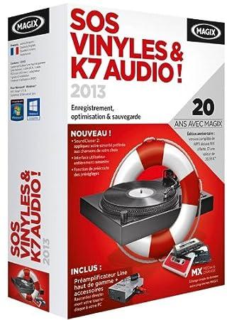 Magix SOS vinyles et K7 audio! 5