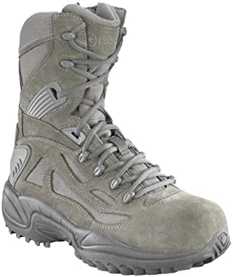 Converse C8991 Men's Stealth 8-inch Boot Composite Toe Sage Green 11 W
