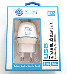 Bluei USB Travel Charger