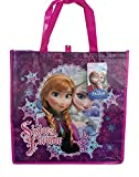 Disney Frozen Sisters Elsa & Anna Reusable Tote Bag