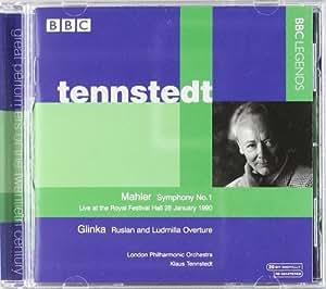 Symphony No.1; Glinka: Ruslan