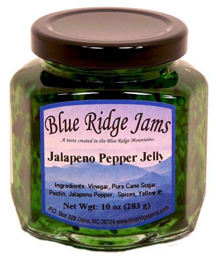 Blue Ridge Jams: Jalapeno Pepper Jelly, Set of
