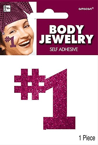 Burgundy Body Jewelry