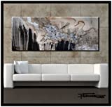 XL MODERN CANVAS WALL ART-