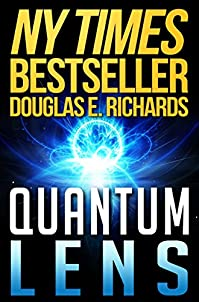 Quantum Lens by Douglas E. Richards ebook deal