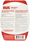 NUK Replacement Silicone Spout, Clear