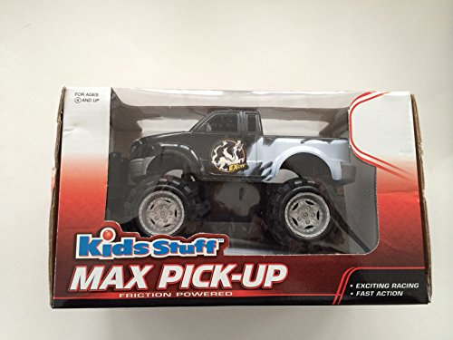 MAX-PICK-UP, Friction Powered Truck, Ages 4+