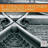 echange, troc R. Strauss, Pfitzner, Schiefen, Drebler - Works for Cello & Piano