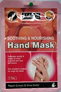 Beauty Formulas Hand Mask 1 Pair