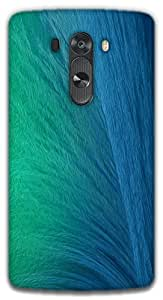 The Racoon Lean Ocean Spray hard plastic printed back case / cover for LG G3