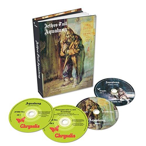 Jethro Tull - Aqualung (2cd/2dvd) - Zortam Music
