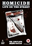 Homicide: Life on the Street - Season 6 - Complete [1998] [DVD]