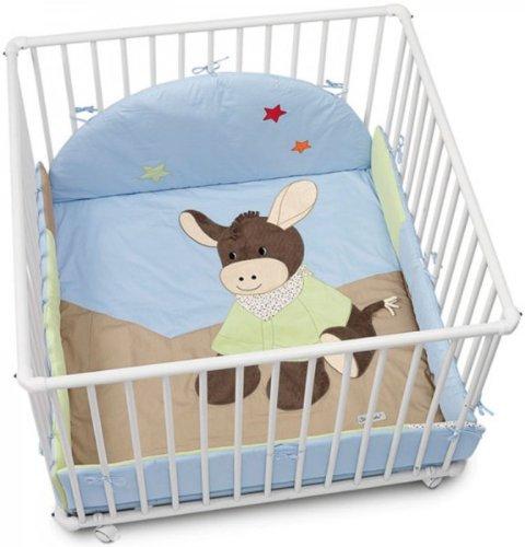 Imagen principal de Sterntaler 91254 - Alfombra de parque para bebé