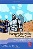 img - for Interactive Storytelling for Video Games: A Player-Centered Approach to Creating Memorable Characters and Stories by Lebowitz Josiah Klug Chris (2011-03-01) Paperback book / textbook / text book