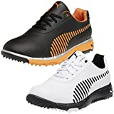 PUMA FAAS Grip Jr Golf Shoes Unisex-Child