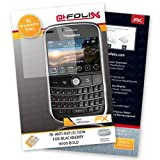 AtFoliX FX-Antireflex Non-Reflective Display Protection Films for Blackberry 9900 Bold Pack of 2 Top quality: Made in Germany.