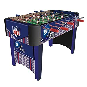 NFL New York Giants Team Foosball Table by Imperial