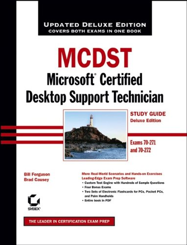 Mcdst: Microsoft Certified Desktop Support Technician Study Guide: Exams 70 - 271 And 70 - 272