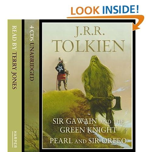 Sir Gawain & the Green Knight CD