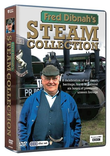 Fred Dibnah's Steam Collection [DVD]