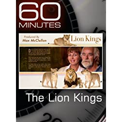 60 Minutes - The Lion Kings