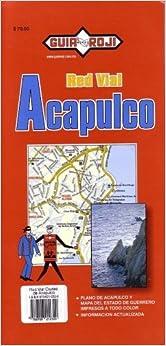 guia roji acapulco: