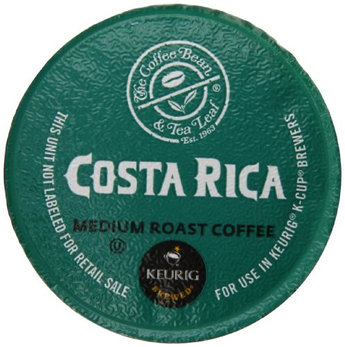 The Coffee Bean & Tea Leaf Coffee, Costa Rica, 22 Count