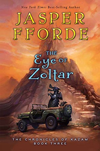 The Eye of Zoltar (Chronicles of Kazam)