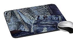 meSleep Jeans Mouse Pad