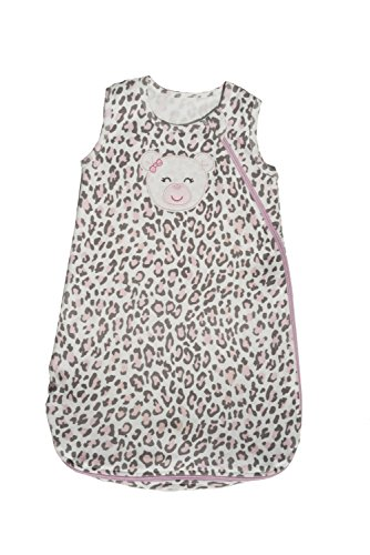 Carter's Wearable Blanket, White Bear, Small - 1