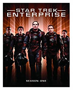 Star Trek Enterprise - Season One Blu-ray from Paramount