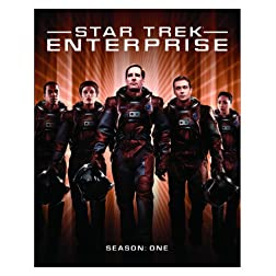 Star Trek: Enterprise - Season One [Blu-ray]