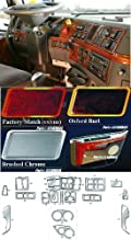 Interior Trim Kits Brushed Chrome
