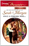 img - for Once a Ferrara Wife... book / textbook / text book