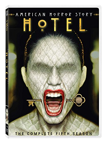 american horror story - stagione 05 (4 dvd) box set